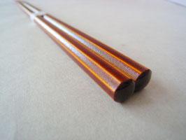 飛騨春慶 八角箸
