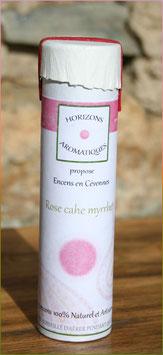Rose cache Myrrhe