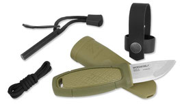 Morakniv Eldris Fire Starter Neck Knife Kit