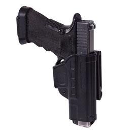 Helikon Fast Draw Holster für Glock 17 mit Belt Clip