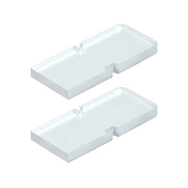 Maxx Model Hopup Chamber Side Cover set of 2 (for Maxx Hop Up series)