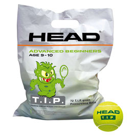 Head T.I.P. Green 72er Poly Bag