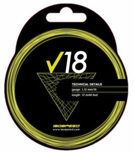 Isospeed V18 12m Set
