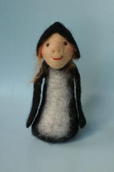 Pinguinmädchen Mina