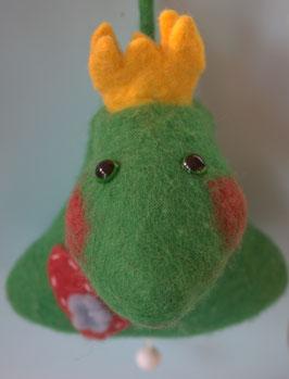 Der Küss-mich-in-den-Schlaf-Frosch