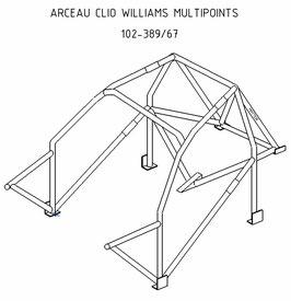 Arceau Matter Multipoint simple