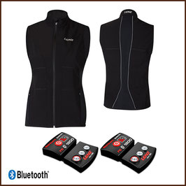 Weste Body Heat System von Lenz - Set