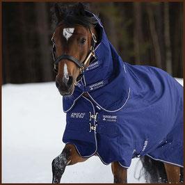 Weide- und Regendecke HORSEWARE Mod. Amigo Bravo 12,  T/O, 250gr