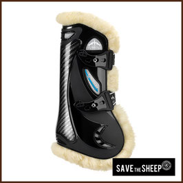 Sehnenschoner VEREDUS Vento Carbon Gel - Save the Sheep