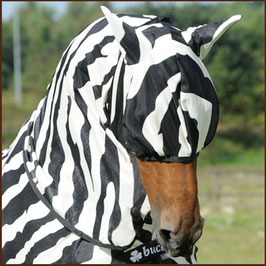 Fliegenmaske BUCAS Buzz-Of Zebra