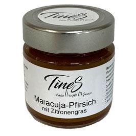 Maracuja-Pfirsich mit Zitronengras
