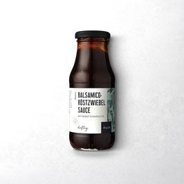 Balsamico-Röstzwiebel Sauce