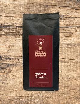 Kaffee PERU.TUNKI