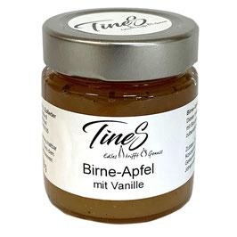 Birne-Apfel mit Vanille