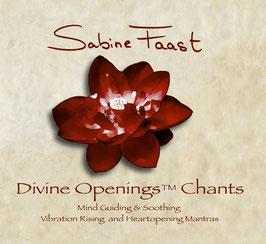 Divine Openings Chants von Sabine Faast & Friends 2018 - Mantras von Lola Jones Begründerin von Divine Openings