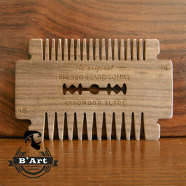 "Holzkamm BIG BEARD COMBS ""Hardwood Blade"""