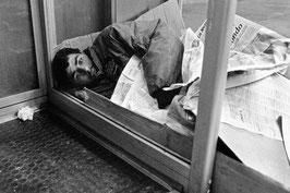 IB 45 - Milano, ricovero temporaneo in Stazione Centrale - 1994