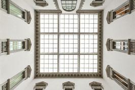 IB 22 - Milano, soffitto Biblioteca Ambrosiana - 2017