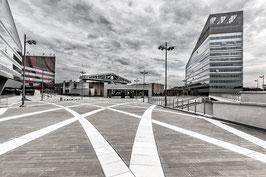 GM -  Piazza Gino Valle, Milano