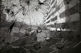 FCI 13 - Un finestrone, Quartiere Scampia - Napoli 2000