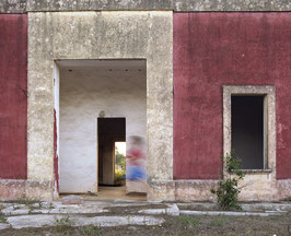 PT - Casa rossa, Salento