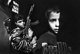 FCI 23 - Ricercato 01, Gaza (Palestina) 1993