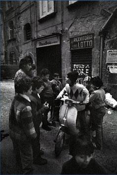 FCi - Napoli, Quartieri spagnoli dopo il terremoto