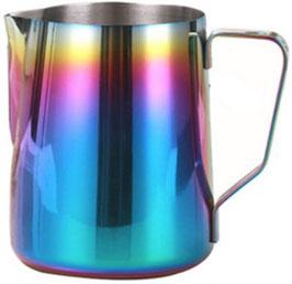 Latte Art Kännchen Rainbow