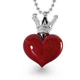 Heartbreaker | Crown of my Heart | Anhänger | silber | LDLP51