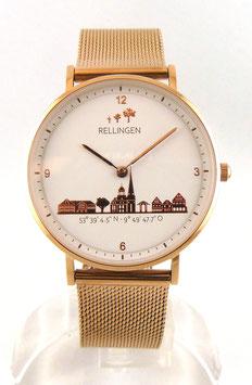 Rellinger Uhr | Rosé | 75004