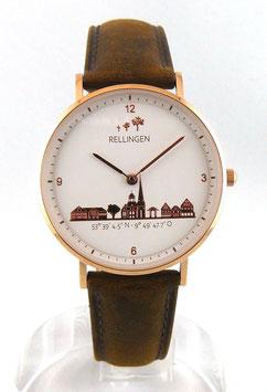 Rellinger Uhr | Rosé | 75003