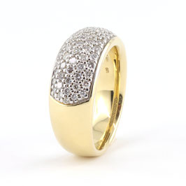 Neuhoff | Ring | Gelbgold | 585/- Gold | Brillant