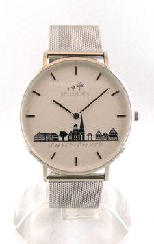 Rellinger Uhr | Silber | 75006