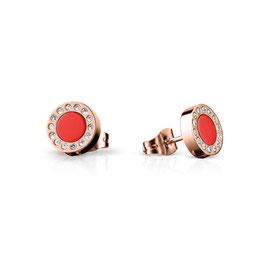 BERING | Ceramic Link | rosé gold glänzend | 707-349-05