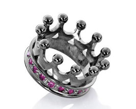 Heartbreaker | Crown of my Heart | Ring | silber | LDLP14-B
