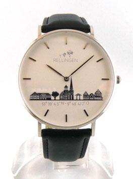 Rellinger Uhr | Silber | 75005