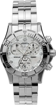 NEWPORT TROPHY GRAND SPORT CHRONO Damenarmbanduhr | 34591/89B