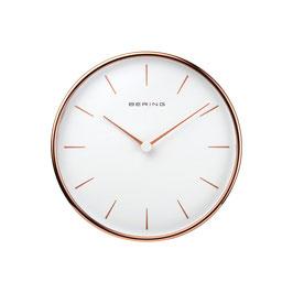 Bering | Wallclock | roségold glänzend | 90162-64R