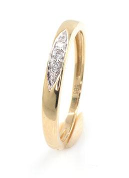 Neuhoff | Ring | Gelbgold | 585/- Gold | Brillant