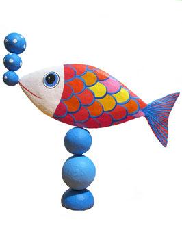 Fisch, Pappmache