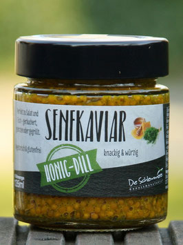HONIG-DILL Senfkaviar 135ml