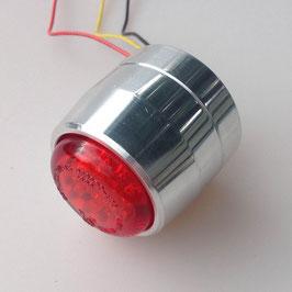 Bagwell Mini LED Achterlicht met Rode, Witte of Smoke lens