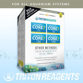Triton SET Core7 Reef Supplements Bulk Edition