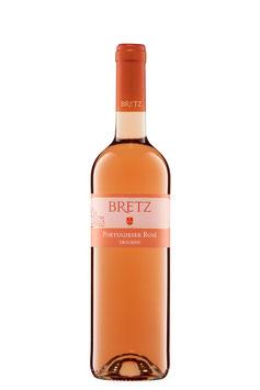 Bretz - 2015 Rosé (Spätburgunder) QbA, halbtrocken