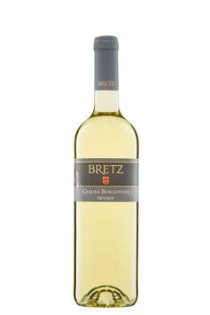 Bretz - 2015 Rivaner (Müller-Thurgau) QbA, trocken