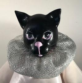 Pierrot - Animaginaire - Tête en céramique