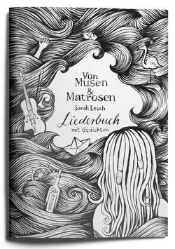 """Liederbuch """"Von Musen und Matrosen"""""""
