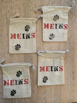 """Cookie-Säckchen """"MEINS"""""""