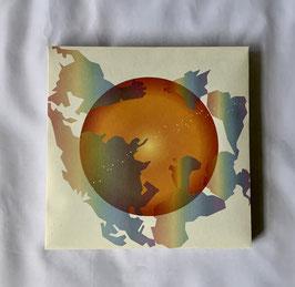 世界大陸龍【三位一体:宇宙と太陽と大陸龍】