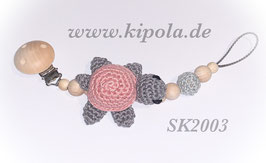 Schnullerkette Schildkröte SK2003